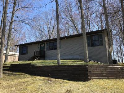 Lawton Single Family Home For Sale: 25965 Shore Drive