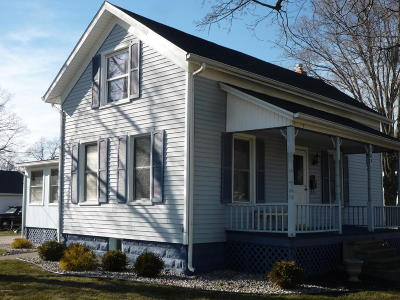Bronson Single Family Home For Sale: 205 Buchanan