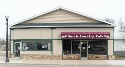 Scottville Commercial For Sale: 110 Main N
