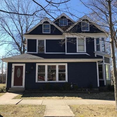 Niles Single Family Home For Sale: 414 N 4th Street