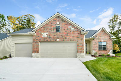 Grand Rapids, East Grand Rapids Condo/Townhouse For Sale: 12378 Aleigha Drive NW #37