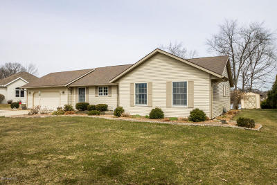 Sturgis Single Family Home For Sale: 24548 Butternut Drive
