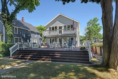 St. Joseph MI Single Family Home For Sale: $959,000
