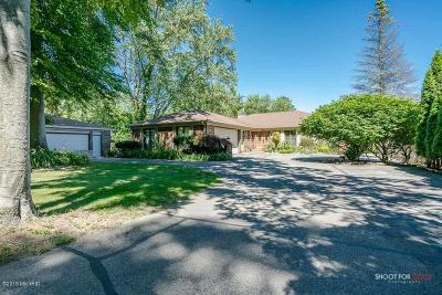 Muskegon County, Oceana County, Ottawa County Single Family Home For Sale: 3036 Rennells Road