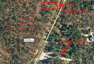 Pentwater MI Residential Lots & Land For Sale: $7,500