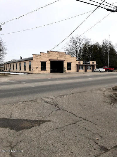 Reed City Commercial For Sale: 800 S Chestnut Street