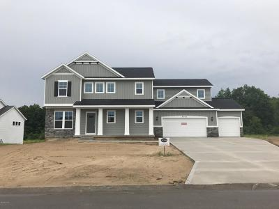 Caledonia Single Family Home For Sale: 8763 Rainbows End Road SE