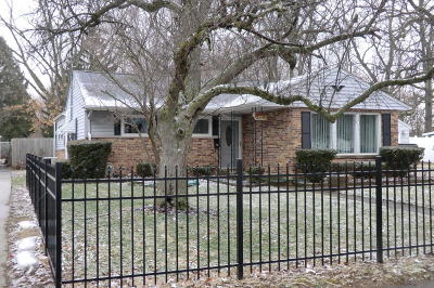 Coldwater Single Family Home Active Contingent: 133 Fairfield