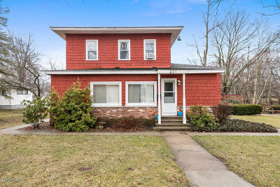 Plainwell Multi Family Home For Sale: 427 Hicks Avenue
