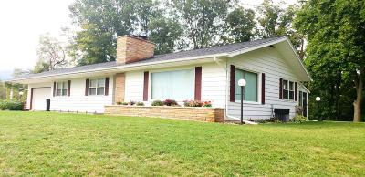 Nashville Single Family Home For Sale: 6150 S M 66 Highway