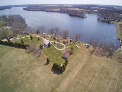 Branch County, Hillsdale County Single Family Home For Sale: 1114 Flower Lane