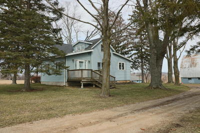 Baroda Single Family Home For Sale: 10361 Cleveland Avenue