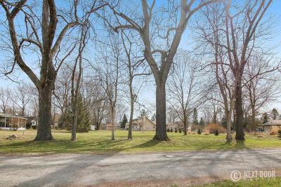 Berrien Springs Residential Lots & Land Active Contingent: Walnut