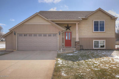 Caledonia Single Family Home For Sale: 4535 Rolling Ridge Drive