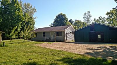 Hart Single Family Home Active Contingent: 2063 W Monroe Road