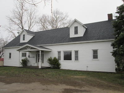 Baroda MI Single Family Home For Sale: $199,900