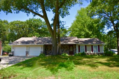 Grand Haven, Spring Lake, Ferrysburg Single Family Home For Sale: 15135 Carriage Way