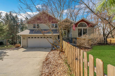 Stevensville Single Family Home For Sale: 1980 W Marquette Woods Road