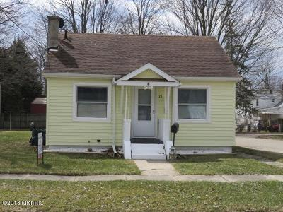 Coldwater Single Family Home For Sale: 73 Pelton Avenue