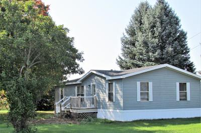 Coldwater MI Single Family Home For Sale: $119,000