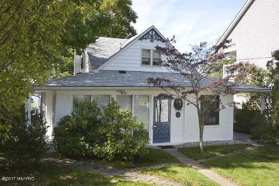 Kalamazoo County Single Family Home For Sale: 9138 E Long Lake Drive