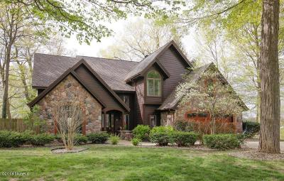 Paw Paw Single Family Home For Sale: 43539 Carla Drive