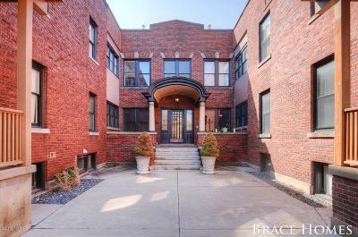 Grand Rapids Condo/Townhouse For Sale: 510 Lyon Street NE #1