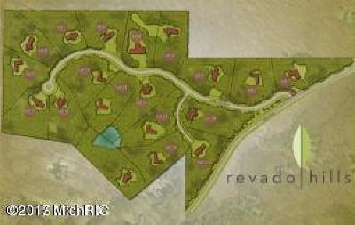 Ada Residential Lots & Land For Sale: 8387 Revado Hills Court SE #3