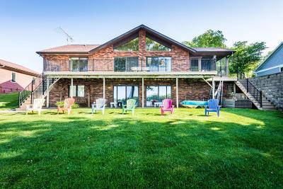 Lawton Single Family Home For Sale: 89897 Shorelane Drive