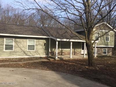 Rockford Single Family Home For Sale: 9620 Wolven Avenue NE