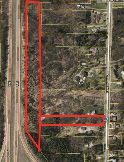 Grand Rapids, East Grand Rapids Residential Lots & Land For Sale: 1385/1333 Leffingwell Avenue NE