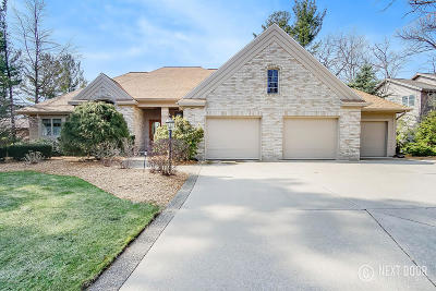 Grand Haven, Spring Lake Single Family Home For Sale: 15462 Oak Point Drive