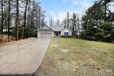 Grand Haven, Spring Lake, Ferrysburg Single Family Home For Sale: 16945 Timber Dunes Drive