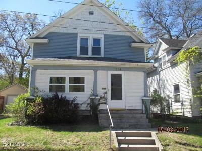 Grand Rapids Single Family Home For Sale: 714 Alexander Street SE