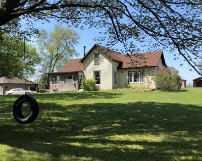 Hersey Single Family Home For Sale: 1135 S 155th Avenue
