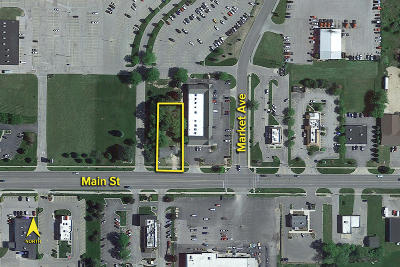 Residential Lots & Land For Sale: 1337 W Main Street