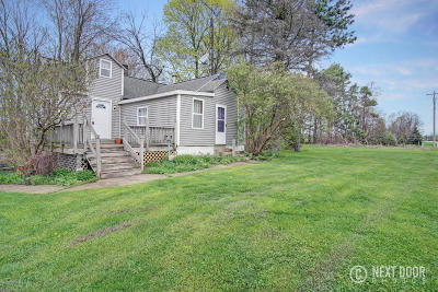 Scottville Single Family Home For Sale: 1783 Us 31