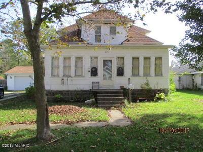 Bellevue Single Family Home For Sale: 426 S Webster Street