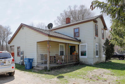 Otsego Multi Family Home For Sale: 611 W Allegan Street