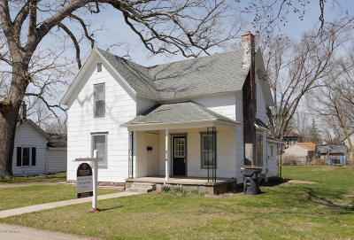 Otsego Single Family Home For Sale: 214 W Morrell Street