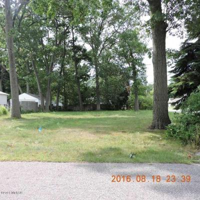 Muskegon Residential Lots & Land For Sale: 2187 Columbus Avenue