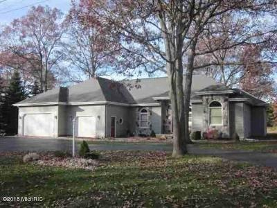 Roscommon Single Family Home For Sale: 4181 Redwood Road