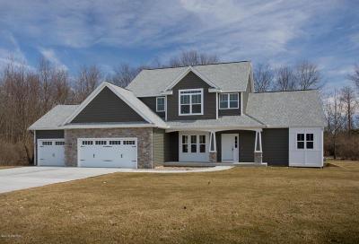 Portage MI Single Family Home For Sale: $409,900