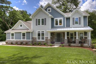 Belmont MI Single Family Home For Sale: $575,000