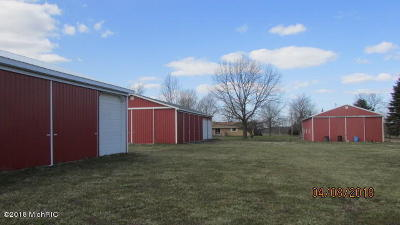Litchfield Single Family Home For Sale: 15889 Hanover Road #Parcel B