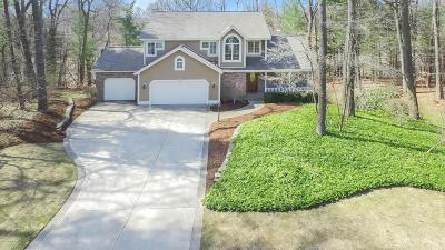 Spring Lake Single Family Home For Sale: 15422 Oak Point Drive