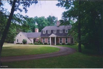 Sturgis MI Single Family Home For Sale: $345,000