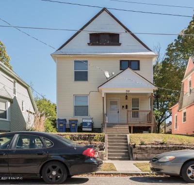 Grand Rapids Multi Family Home For Sale: 710 Paris Avenue SE