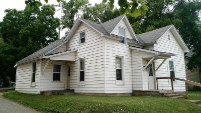 Big Rapids Multi Family Home For Sale: 112 Oak