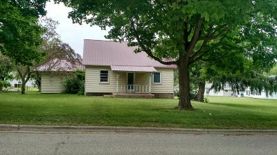 Big Rapids Single Family Home For Sale: 710 Division